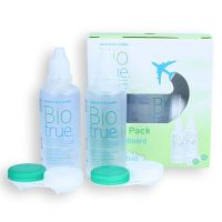 Biotrue 2 x 60 ml Flight Pack