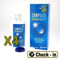 4 Complete RevitaLens 100 ml