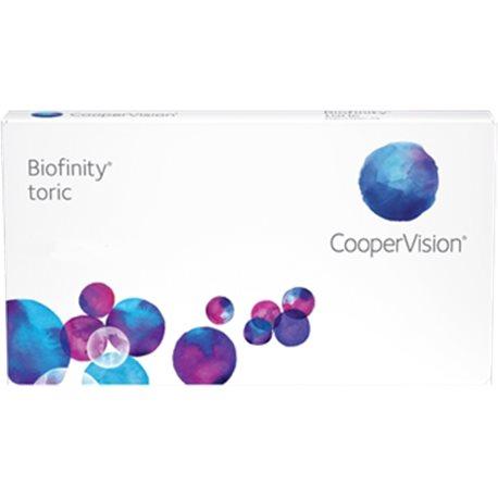 Biofinity Toric 3pz