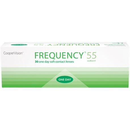 Frequency 1 Day 55% 30pz