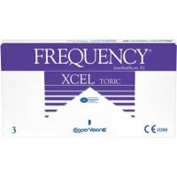 FREQUENCY XCEL TORIC 3 PACK XR