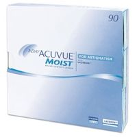 1-DAY ACUVUE MOIST Astig 90 Pz