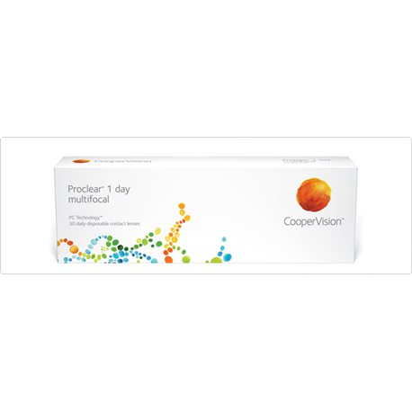 Proclear 1Day Multifocal 30pz