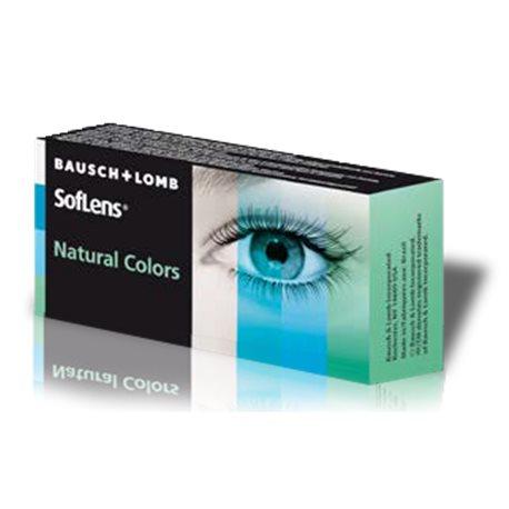 SofLens Natural Colors 2pz