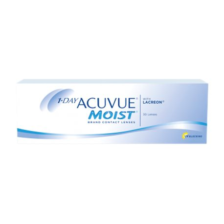 1-Day Acuvue Moist 30 Pz