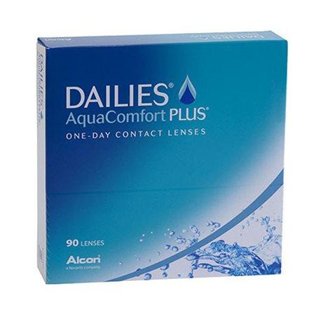 Dailies Aqua Comfort Plus 90 Pz