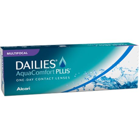 Dailies Aqua Comfort Plus Multifocal 30 Pz