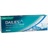 Dailies Toric Aquacomfort Plus 30P