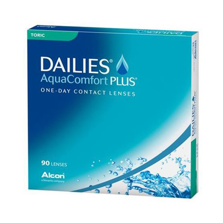 Dailies Aqua Comfort Plus Toric 90 Pz