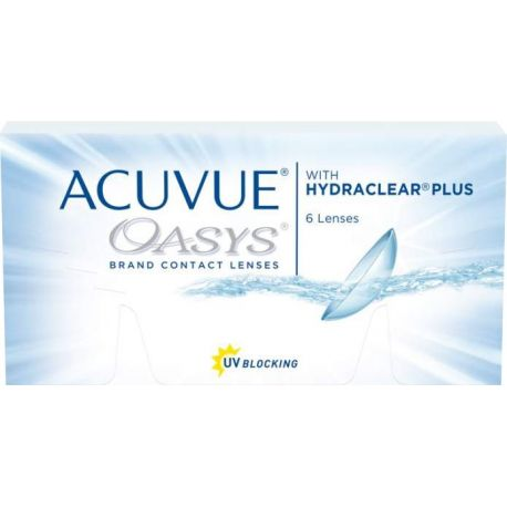 Acuvue Oasys 6 Pz
