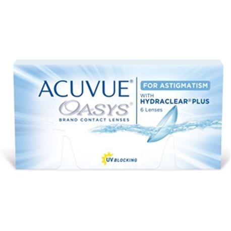 ACUVUE OASYS Astig 6P (R)