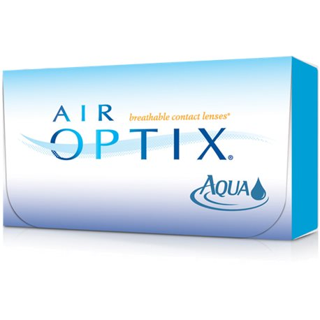 Air Optix Aqua 6 Pz