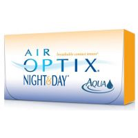 Air Optix Aqua Night and Day 6 Pz