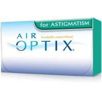 Air Optix Aqua for Astigmatism 6 Pz