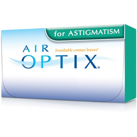 Air Optix Aqua for Astigmatism 3 Pz