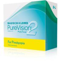 Purevision 2 for presbiopia 6pz