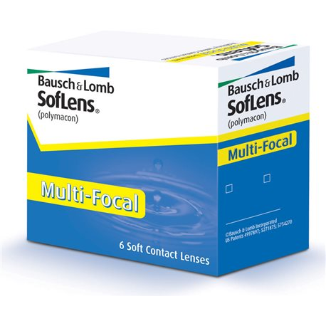 SofLens Multi-Focal 6 Pz