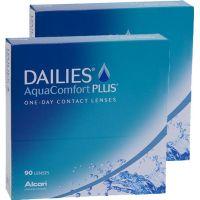 Dailies Aqua Comfort Plus 180P