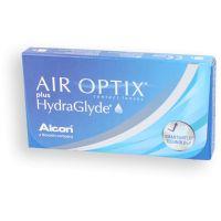 Air Optix Plus Hydraglyde 6 Pezzi